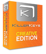 KillerKeys Creative Edition